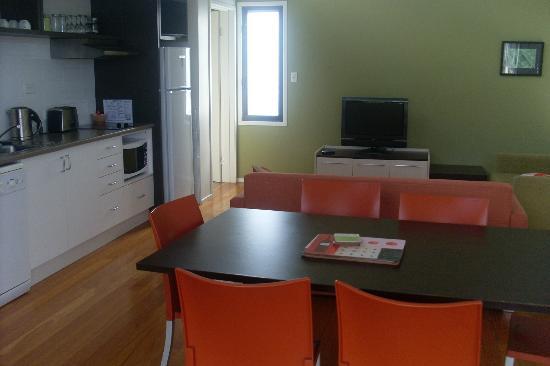 Ramada Resort Diamond Beach : dining / lounge