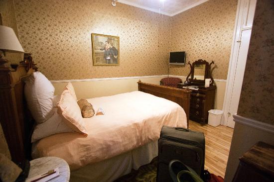 Waverley Inn: Traditional double room