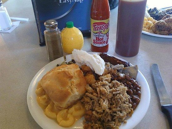 Fuller 39 S Old Fashion Bbq Fayetteville Menu Prices Restaurant Reviews Tripadvisor