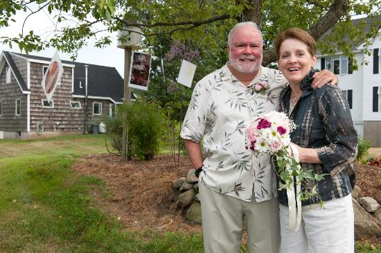 The Old Town Inn: Wedding Vow Renewal