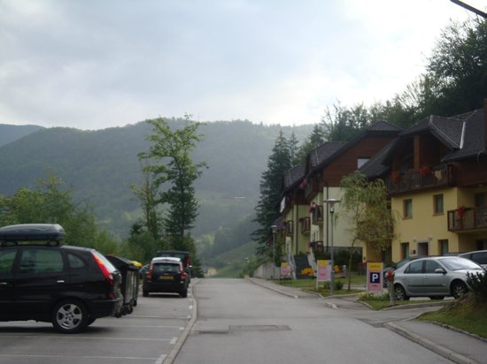 Terme Snovik: Apartments