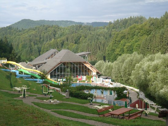 Terme Snovik: Pools and aqua park
