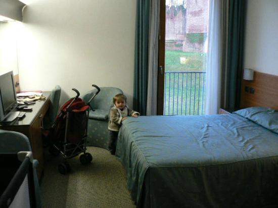 Best Western Albergo Roma: our room