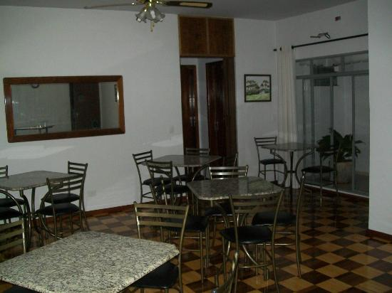 Iguassu Central Bed & Breakfast: Comedor