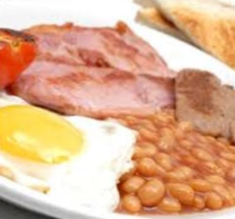 The Yellow Canary Cafe: fantastic breakfasts cooked to order