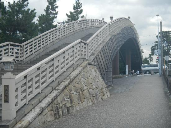 Yatatebashi Bridge