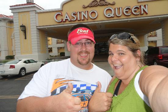 Casino Queen: Great decision to cross the river for a visit!