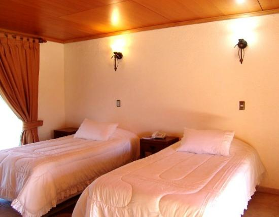 Superior Twin room of Hotel Puku Vai