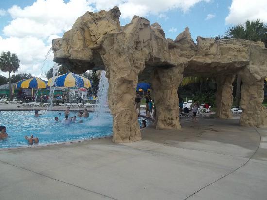 Topeekeegee Yugnee Park : piscine