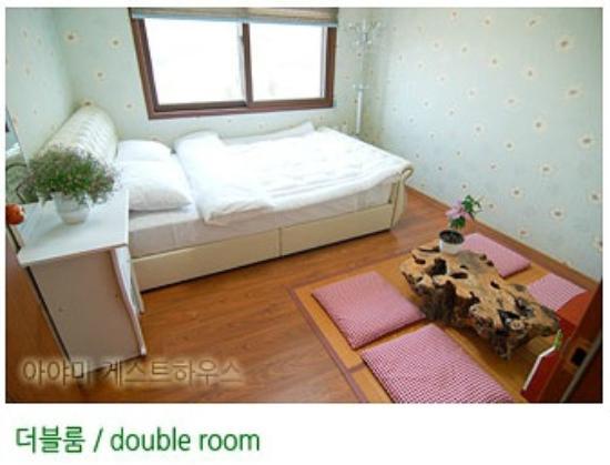 Ayami Guesthouse : 더블룸