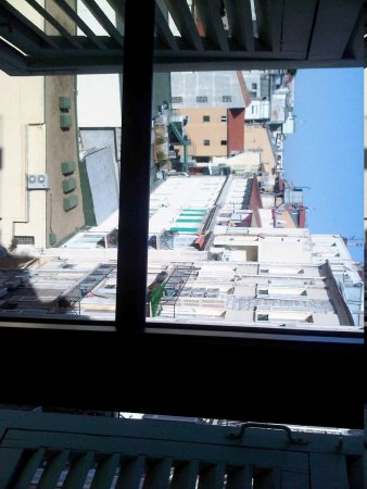 Le Dortoir : View from Kalia suite