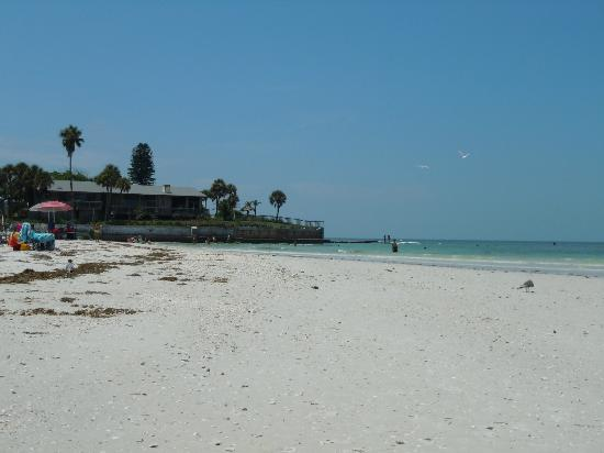 Conclare Aman's Beach Resort : Nearby beach