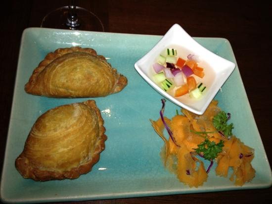 Galae Thai : Thai empanadas