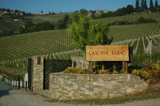 Agriturismo Barac: Easy to find