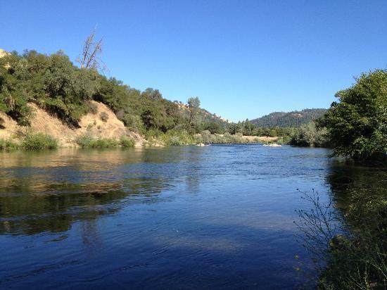 Sierra Nevada House: American River