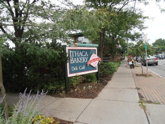The Ithaca Bakery