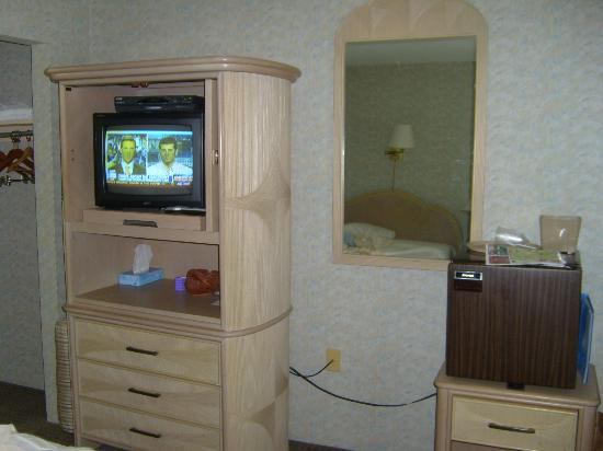 دولانز شور كلوب: Bedroom 