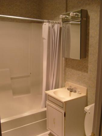 دولانز شور كلوب: Bathroom 