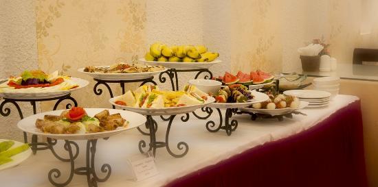 Aquarius Hanoi Hotel : Breakfast
