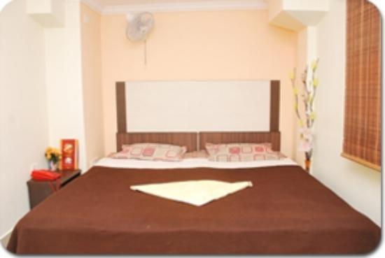 Akash Inn: Double Bed
