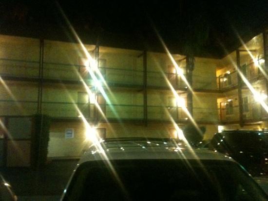 Super 8 Anaheim/Disneyland Drive: pisos superiores