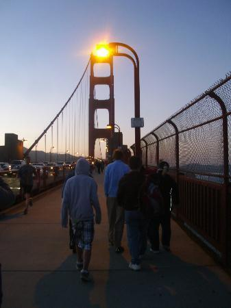 Golden Gate Bridge Tours: Golden Gate Bridge Night Tour
