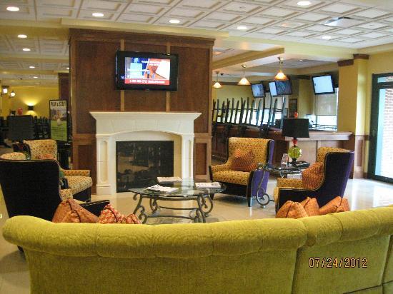 Mardi Gras Casino & Resort : main lobby