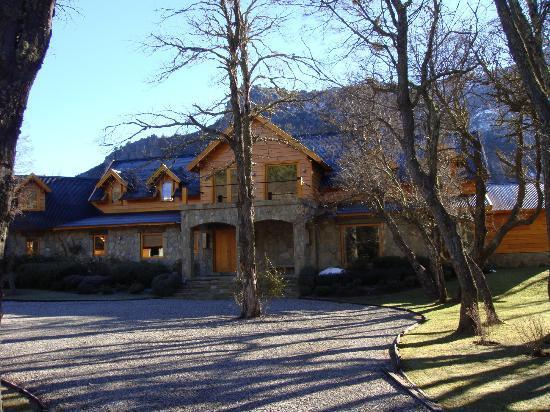 Rio Hermoso Hotel de Montana: entrada