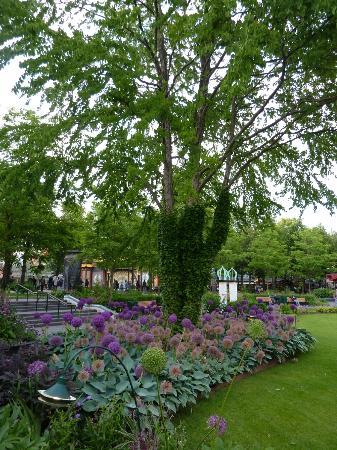 Parques do t voli fotograf a de jardines tivoli for Jardin tivoli