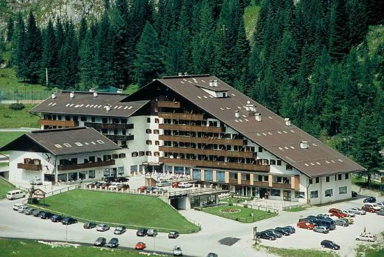 Malga Ciapela, Italy: hotel principe marmolada