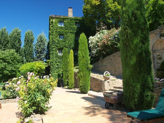 Le Domaine d'Auriac: Hotel grounds