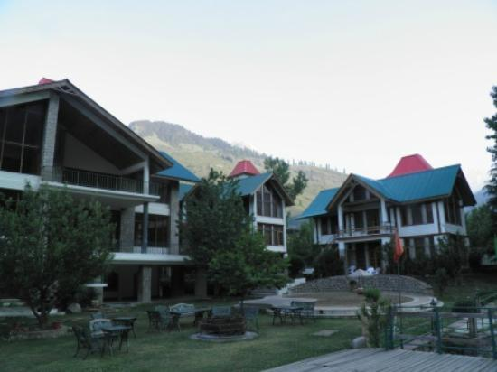 The Highland Park: Other Chalets and rooms