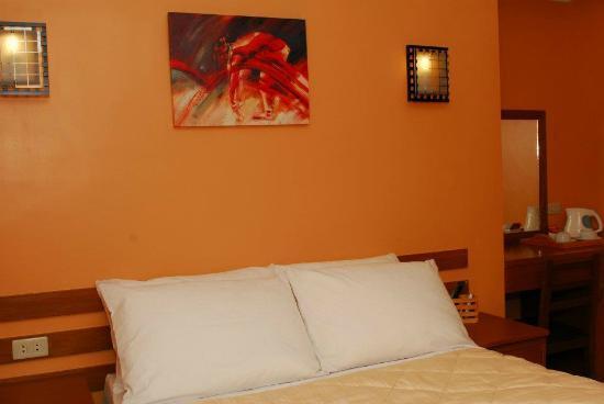 D'Mei Residence Inn: Deluxe room