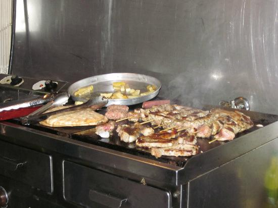 Taverna Aristidis : Everything fresh made