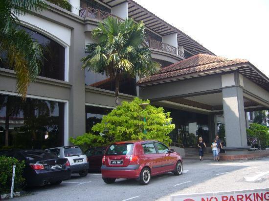 Mahkota Hotel Melaka: 重厚でしょう