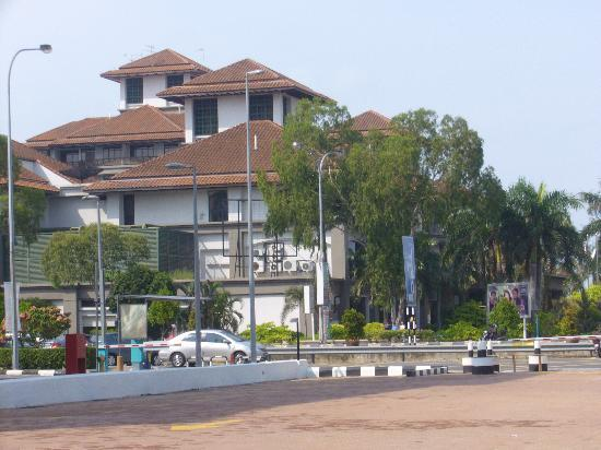 Mahkota Hotel Melaka: 良い雰囲気です