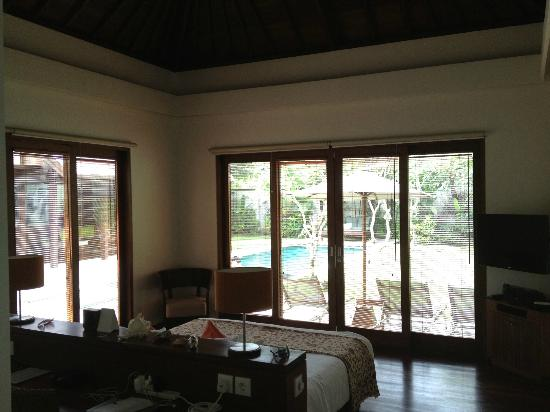 Saba Villas: Master Bedroom