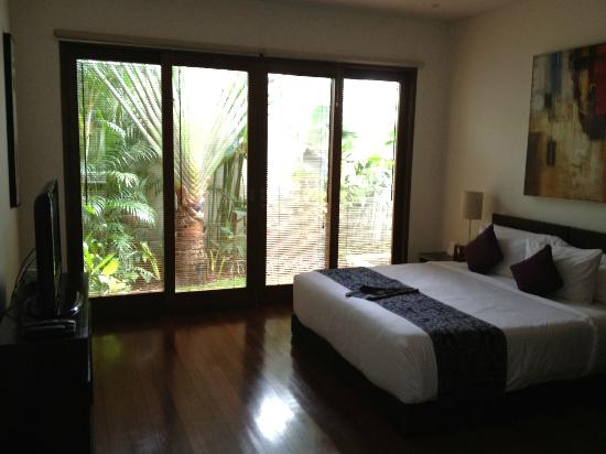 Saba Villas: Second Bedroom
