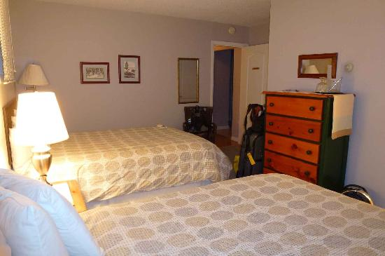 Susitna Place: katmai room