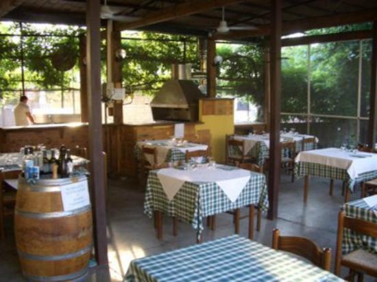 Ristorante trattoria dei cacciatori in milano con cucina - Trattoria con giardino milano ...