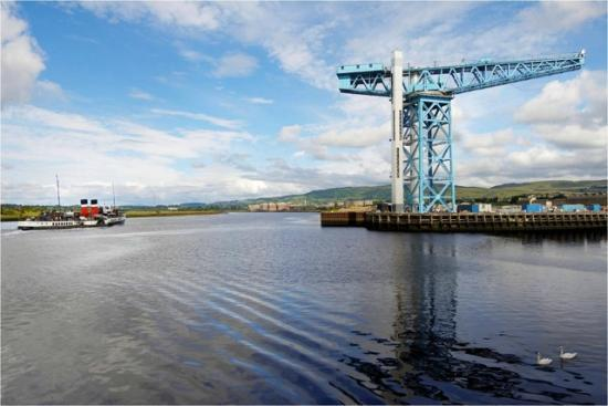 Highland Fling Titan Crane Bungee Jump Glasgow All You