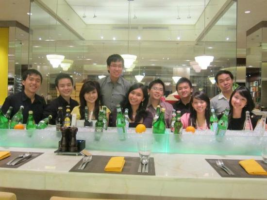 Satoo: our birthday celebration :)