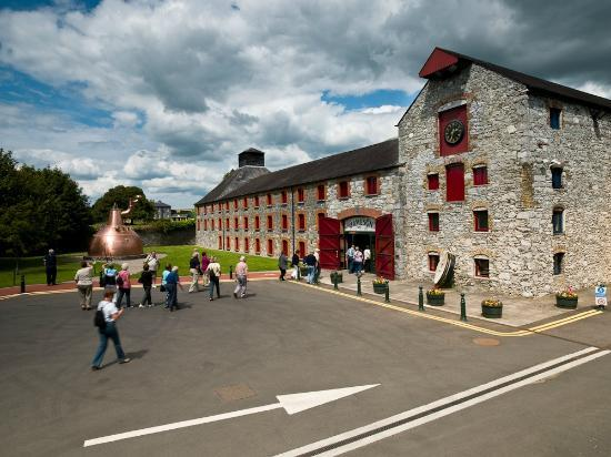 Midleton, Irland: Welcome to the distillery