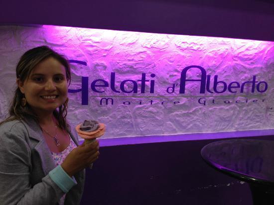 Gelati d'Alberto : El mejor helado en Paris :-)