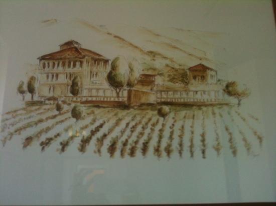 Tenuta Torre Gaia: The villa