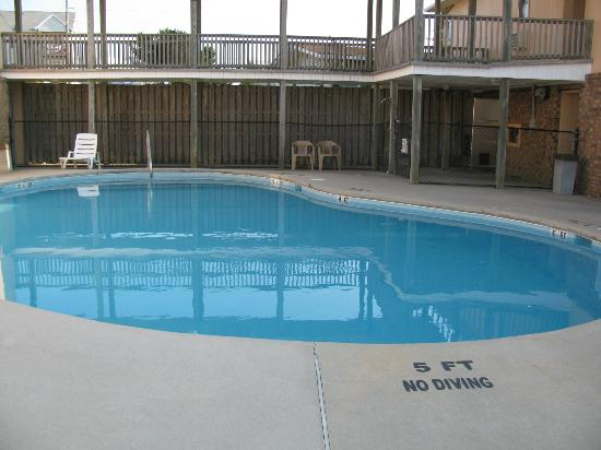 Sandpiper Motel: Pool