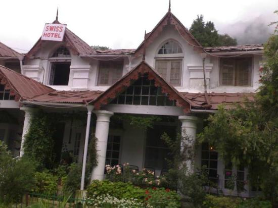 Swiss Cottage: The hotel in all its colonial era glory