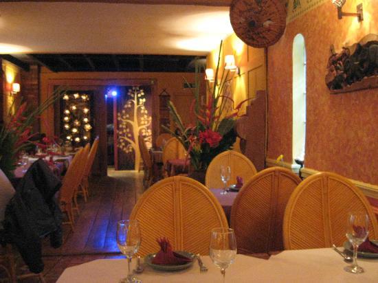 Jintana Thai Restaurant: Dinning room