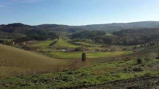 Golf Club Castelfalfi: Castelfalfi Golf