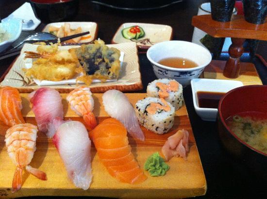 New Malden Sushi Restaurant